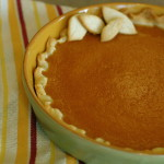 The Ultimate Pumpkin Pie