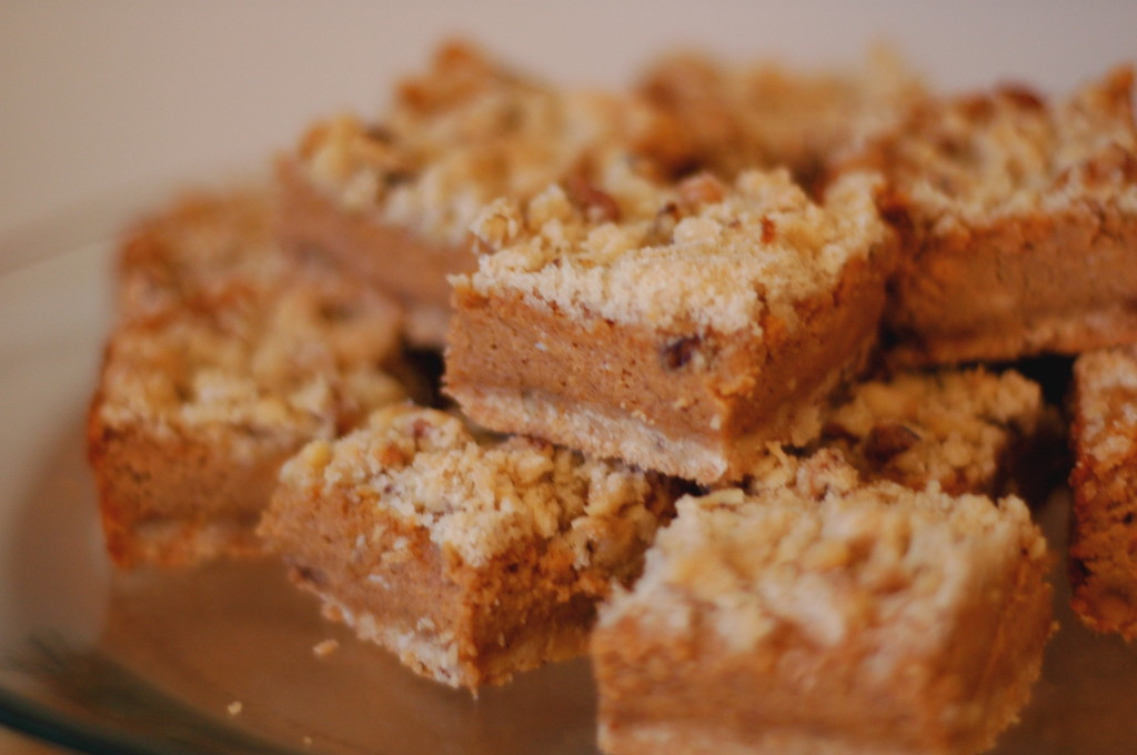 Cranberry Walnut Streusel Bars Recipes — Dishmaps