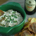 Guinness and Cheddar Dip