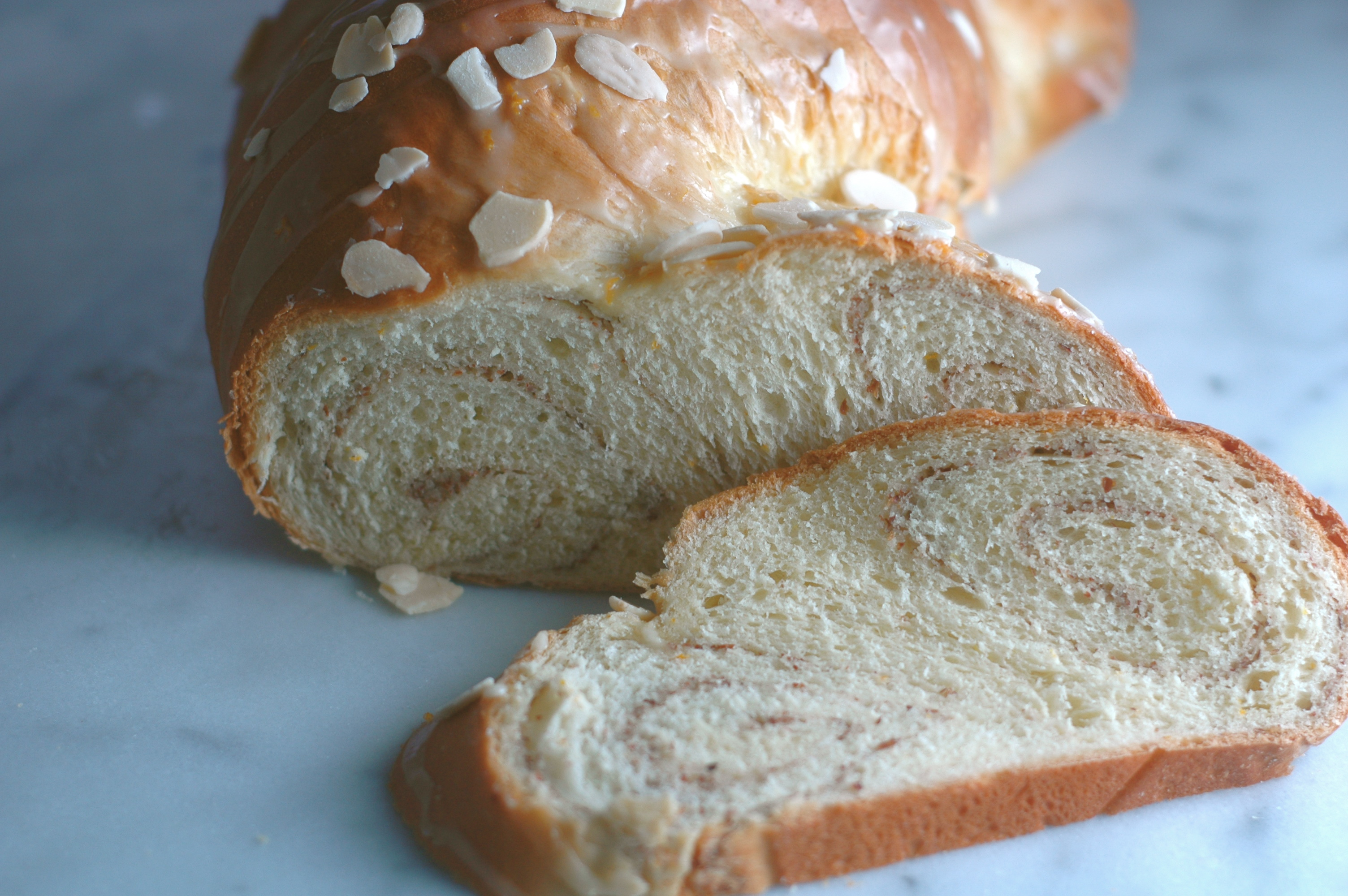 German Easter Bread (Osterbrot) - but i'm hungry