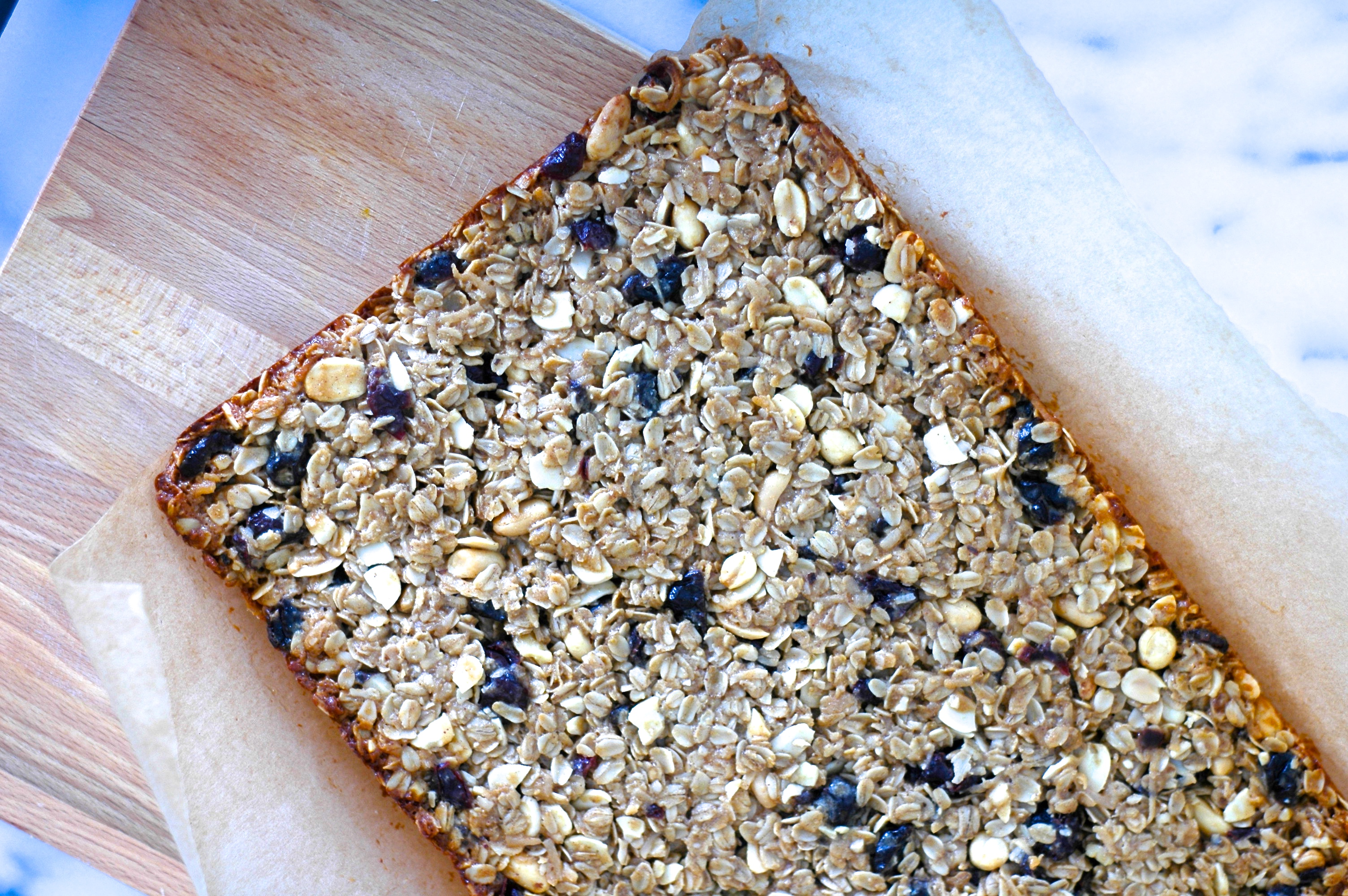 healthy fruit and nut granola bar recipe crazy fruit