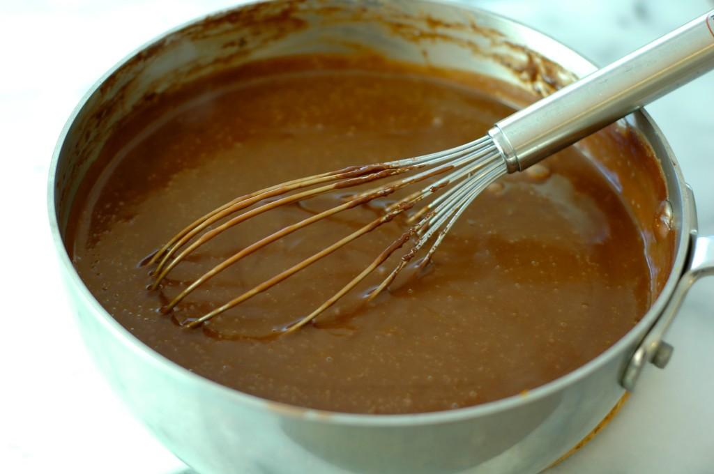 Classic Chocolate Pudding