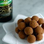 Irish Cream Truffles